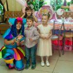 Путешествие по вселенной Литл Пони на детский Праздник