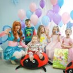 Детские праздники с артистами