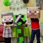 Майн Крафт на детский Праздник