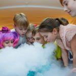 Химическое Научное Шоу на Детский Праздник