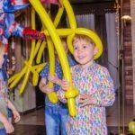 Железный человек на детский Праздник