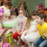 Сказка «Запутанная история» на детский Праздник
