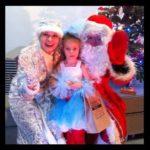 Дед Мороз на детский Праздник