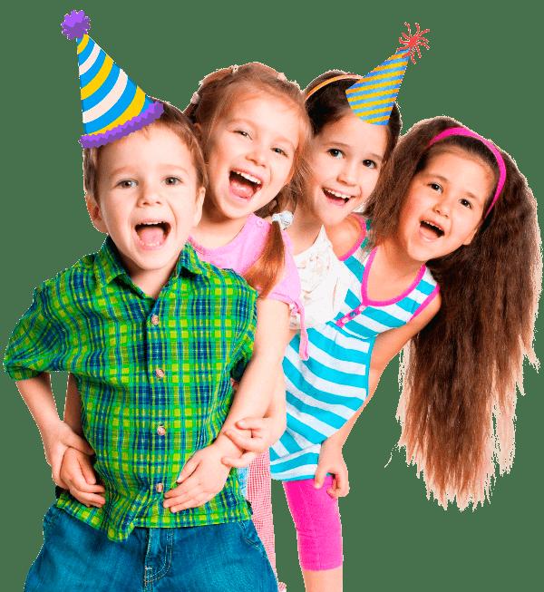 Детские праздники в Красноярске